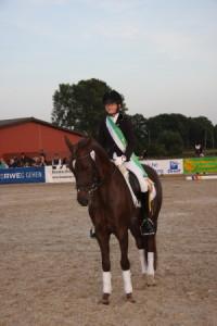 Kreismeister Dressur Pony